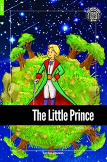 The Little Prince - Foxton Reader Level-1 (400 Headwords A1/A2) with free online AUDIO, Paperback / softback Book