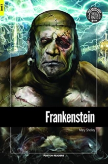 Frankenstein - Foxton Reader Level-3 (900 Headwords B1) with free online AUDIO, Paperback / softback Book