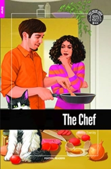 The Chef - Foxton Reader Starter Level (300 Headwords A1) with free online AUDIO, Paperback / softback Book