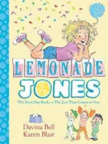 Lemonade Jones 1 : Lemonade Jones, Hardback Book