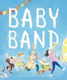 Baby Band, Paperback / softback Book