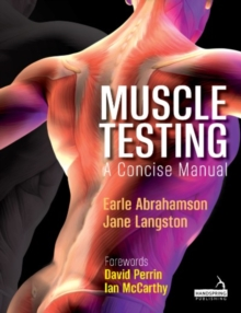 Muscle Testing : A Concise Manual, Paperback / softback Book