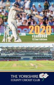 The Yorkshire County Cricket Club Yearbook 2020, Hardback Book