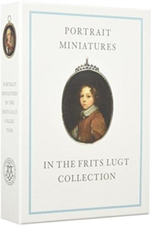 Portrait Miniatures in the Frits Lugt Collection, Hardback Book