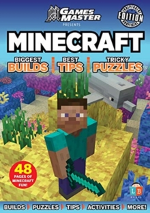 Gamesmaster Presents: Minecraft Ultimate Guide (Activity Book), Paperback / softback Book