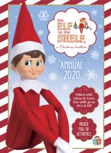 Elf on the Shelf Official Annual 2020, Hardback Book
