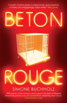 Beton Rouge, Paperback / softback Book