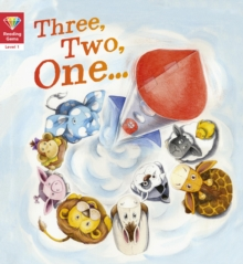 Reading Gems: Three, Two, One... (Level 1), Paperback / softback Book