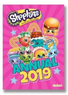 Shopkins Annual 2019, Hardback Book