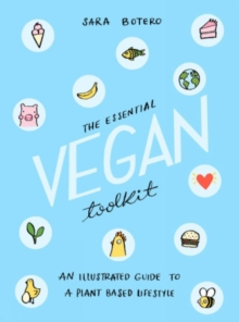The Essential Vegan Toolkit, Hardback Book