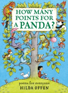 How Many Points For A Panda : Poems for Everyone, Paperback / softback Book