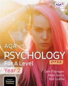 AQA Psychology for A Level Year 2 Student Book: 2nd Edition