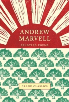Andrew Marvell : Selected Poems, Hardback Book