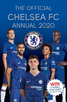 The Official Chelsea FC Annual 2020, Hardback Book