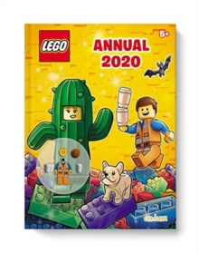 Lego Iconics Annual 2020, Hardback Book