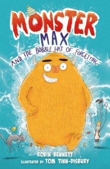 Monster Max and the Bobble Hat of Forgetting, Paperback / softback Book