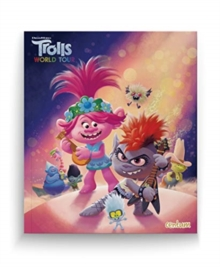 Trolls 2 Illustrated Picture Book, Paperback / softback Book