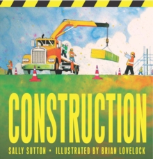 Construction, Hardback Book