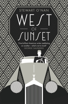 West of Sunset, Paperback Book