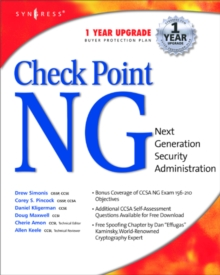 Checkpoint Next Generation Security Administration, Paperback / softback Book