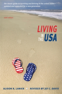 Living in the USA, Paperback Book