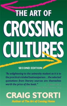 The Art of Crossing Cultures, Paperback Book