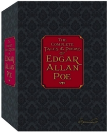 The Complete Tales & Poems of Edgar Allan Poe, Hardback Book