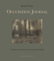 Occupation Journal, Paperback / softback Book