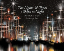 LIGHTS & TYPES OF SHIPS AT NIGHT, Hardback Book