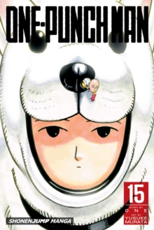 One-Punch Man, Vol. 15, Paperback / softback Book