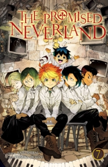 The Promised Neverland, Vol. 7 : Decision, Paperback / softback Book
