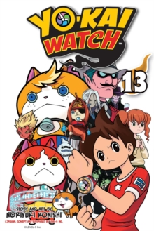 YO-KAI WATCH, Vol. 13, Paperback / softback Book