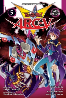 Yu-Gi-Oh! Arc-V, Vol. 5, Paperback / softback Book