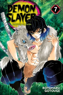 Demon Slayer: Kimetsu no Yaiba, Vol. 7