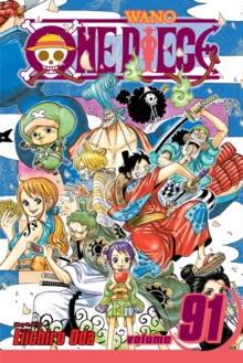 One Piece, Vol. 91, Paperback / softback Book