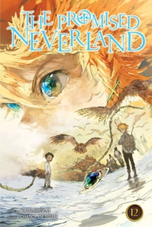 The Promised Neverland, Vol. 12, Paperback / softback Book