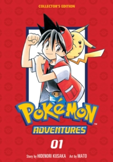 Pokemon Adventures Collector's Edition, Vol. 1, Paperback / softback Book