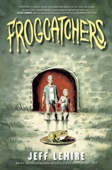 Frogcatchers, Hardback Book