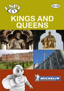 i-Spy Kings and Queens, Paperback Book