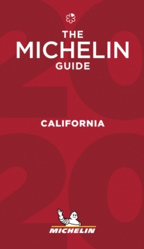 California - The MICHELIN Guide 2020 : The Guide Michelin, Paperback / softback Book