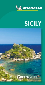Sicily - Michelin Green Guide : The Green Guide, Paperback / softback Book