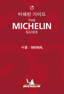 Seoul - The MICHELIN Guide 2021 : The Guide Michelin