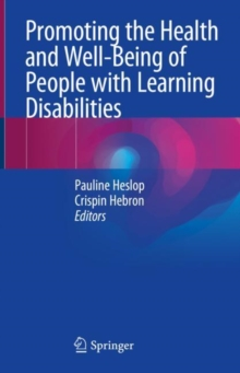 Promoting the Health and Well-Being of People with Learning Disabilities, Hardback Book