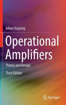 Operational Amplifiers : Theory and Design, Hardback Book