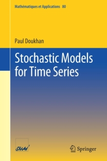 Stochastic Models for Time Series, Paperback / softback Book
