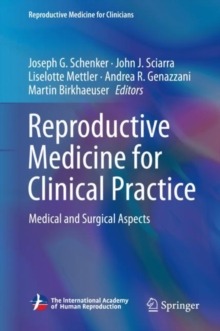 Reproductive Medicine for Clinical Practice : Medical and Surgical Aspects, Hardback Book
