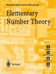 Elementary Number Theory, Paperback Book