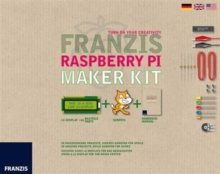 The Raspberry Pi Maker Kit, Kit Book