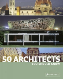 50 Architects You Should Know, Paperback Book