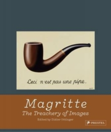 Magritte: The Treachery of Images, Hardback Book